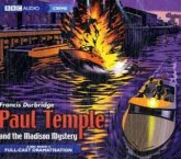 Paul Temple and the Madison Mystery, 4 Audio-CDs