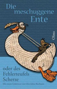Die meschuggene Ente