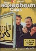 Die Rosenheim-Cops - Staffel 4 - Folge 17-21