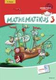 3. Klasse, CD-ROM / Mathematikus, Neubearbeitung