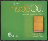 3 Audio-CDs / New Inside Out, Elementary
