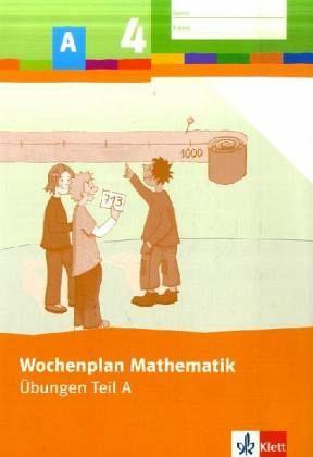 Wochenplan Mathematik. Basispaket 4. Schuljahr