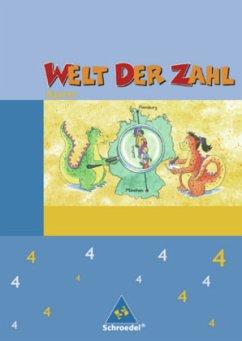 Welt der Zahl 4. Schülerband. Bayern
