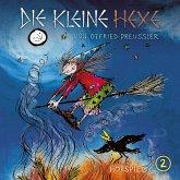 Die kleine Hexe. Folge.2, 1 Audio-CD (Neuproduktion)