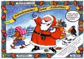 Wintermaus und Nikolaus, für Sopranblockflöte