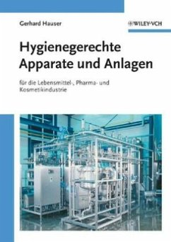 Hygienegerechte Apparate und Anlagen - Hauser, Gerhard