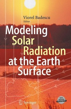 Modeling Solar Radiation at the Earth's Surface - Badescu, Viorel (ed.)