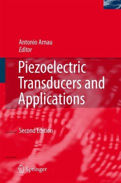 Piezoelectric Transducers and Applications - Arnau, Antonio (ed.)