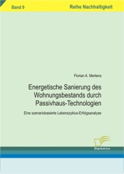 Energetischen Sanierung des Wohnungsbestands durch Passivhaus-Technologien - Mertens, Florian M.
