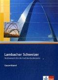 Lambacher Schweizer für die Fachhochschulreife. Gesamtband. Schülerbuch