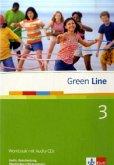 Green Line 3. Workbook mit Audio CD. Berlin, Brandenburg, Mecklenburg-Vorpommern