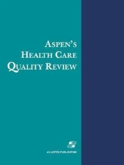 Aspen Health Care Quality Review - Aspen
