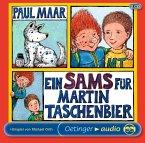 Ein Sams für Martin Taschenbier / Das Sams Bd.4 (2 Audio-CDs)