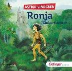 Ronja Räubertochter, 2 Audio-CDs
