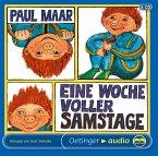 Eine Woche voller Samstage / Das Sams Bd.1 (2 Audio-CDs)
