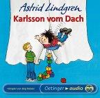 Karlsson vom Dach, 1 Audio-CD
