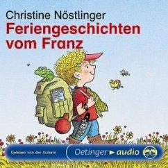Feriengeschichten vom Franz, 1 Audio-CD