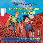 Der beste Karlsson der Welt, 1 Audio-CD