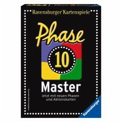 Phase 10 (Kartenspiel), Master