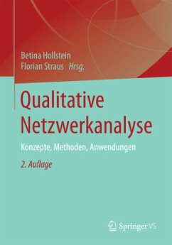 Qualitative Netzwerkanalyse - Hollstein, Betina / Straus, Florian (Hrsg.)