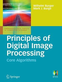 Principles of Digital Image Processing: Core Algorithms - Burger, Wilhelm;Burge, Mark J.