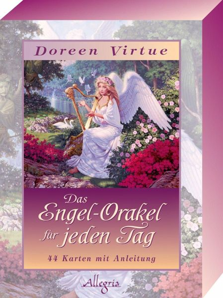 Das Engel-Orakel für jeden Tag - Virtue, Doreen