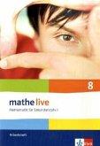 mathe live. Arbeitsheft mit Lösungsheft 8. Schuljahr. Allgemeine Ausgabe