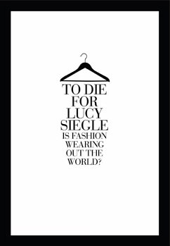 To Die For - Siegle, Lucy