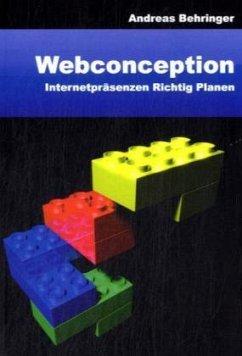 Webconception - Behringer, Andreas