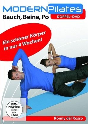 modern pilates bauch beine po 2 dvds film auf dvd. Black Bedroom Furniture Sets. Home Design Ideas