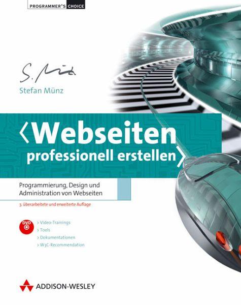 Webseiten Professionell Erstellen Programmierung Design Und