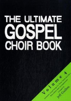 The Ultimate Gospel Choir Book