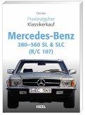 Praxisratgeber Klassikerkauf Mercedes Benz 280-560 SL & SLC (R/C 107)