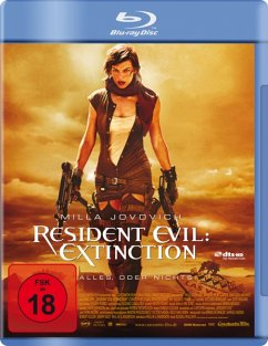 Resident Evil 3 - Extinction - Diverse