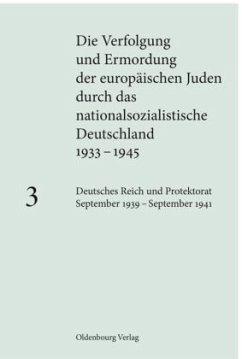 Deutsches Reich und Protektorat September 1939 - September 1941 - Adaptiert von Löw, Andrea