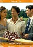 Sturm der Liebe - Folge 241-250: Familienzuwachs (3 DVDs)