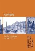 Cursus - Ausgabe A . Prüfungstraining 1
