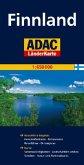 ADAC Karte Finnland