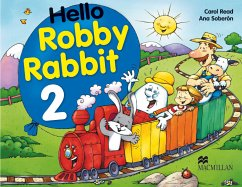 Hello Robby Rabbit. Level 2. Pupil´s Book