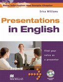 Presentation English. Student's Book mit DVD