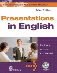 Presentation English. Student´s Book mit DVD