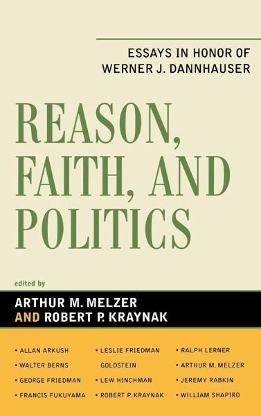 essay on faith and reason The notion of faith is equally if not more varied than that of reason faith has   with robert c roberts, intellectual virtues: an essay in regulative epistemology.