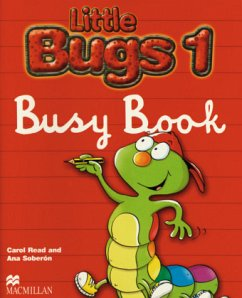 Little Bugs 1. Busy Book - Read, Carol; Soberón, Ana
