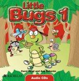 Little Bugs 1. 2 Audio-CD's