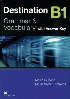 Destination B1. Student's Book with Key - Mann, Malcolm; Taylore-Knowles, Steve