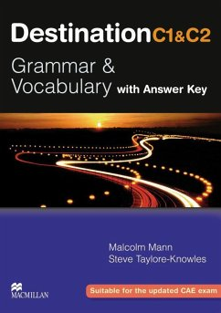 Destination C1 & C2 Grammar and Vocabulary. Student's Book with Key - Mann, Malcolm; Taylore-Knowles, Steve