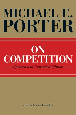 On Competition - Porter, Michael E.