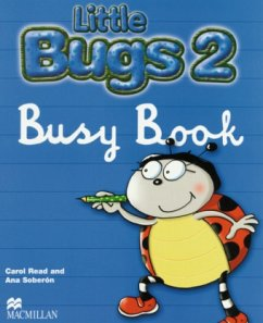Little Bugs 2. Busy Book - Read, Carol; Soberón, Ana