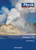 Physik plus 7./8. Schuljahr. Schülerbuch. .Brandenburg