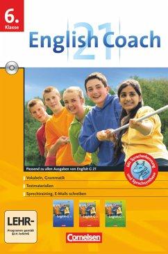 English Coach 21 - Band 2: 6. Schuljahr (PC)
